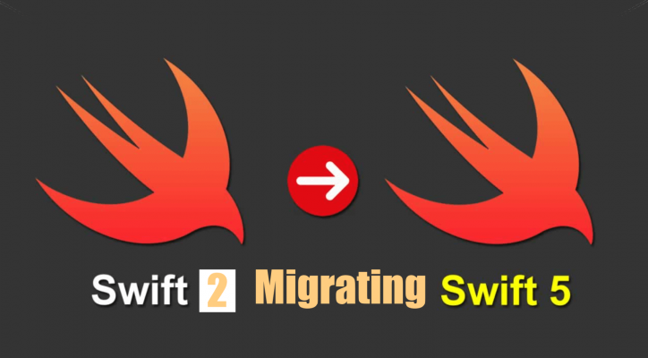 Migrating from Swift 2 to Swift 5