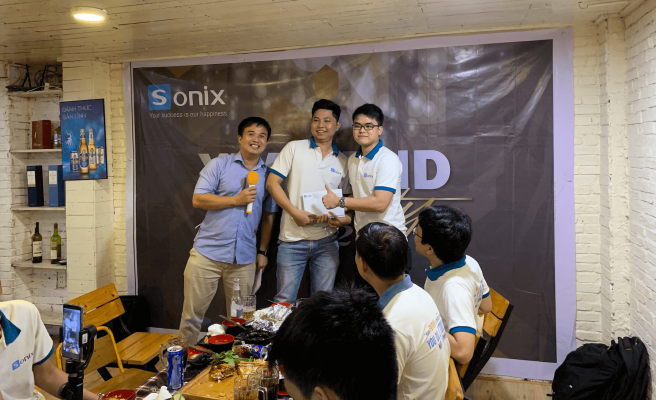 Sonix Year End Party 2019