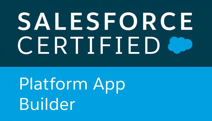 Platform App Builder Badge