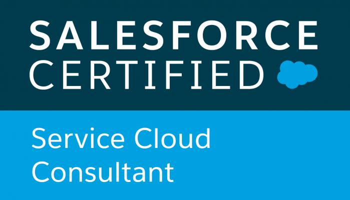 Service Cloud Consultant Badge