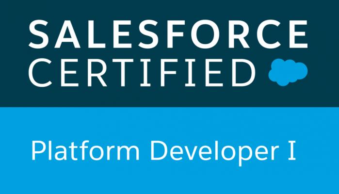Platform Developer I Badge