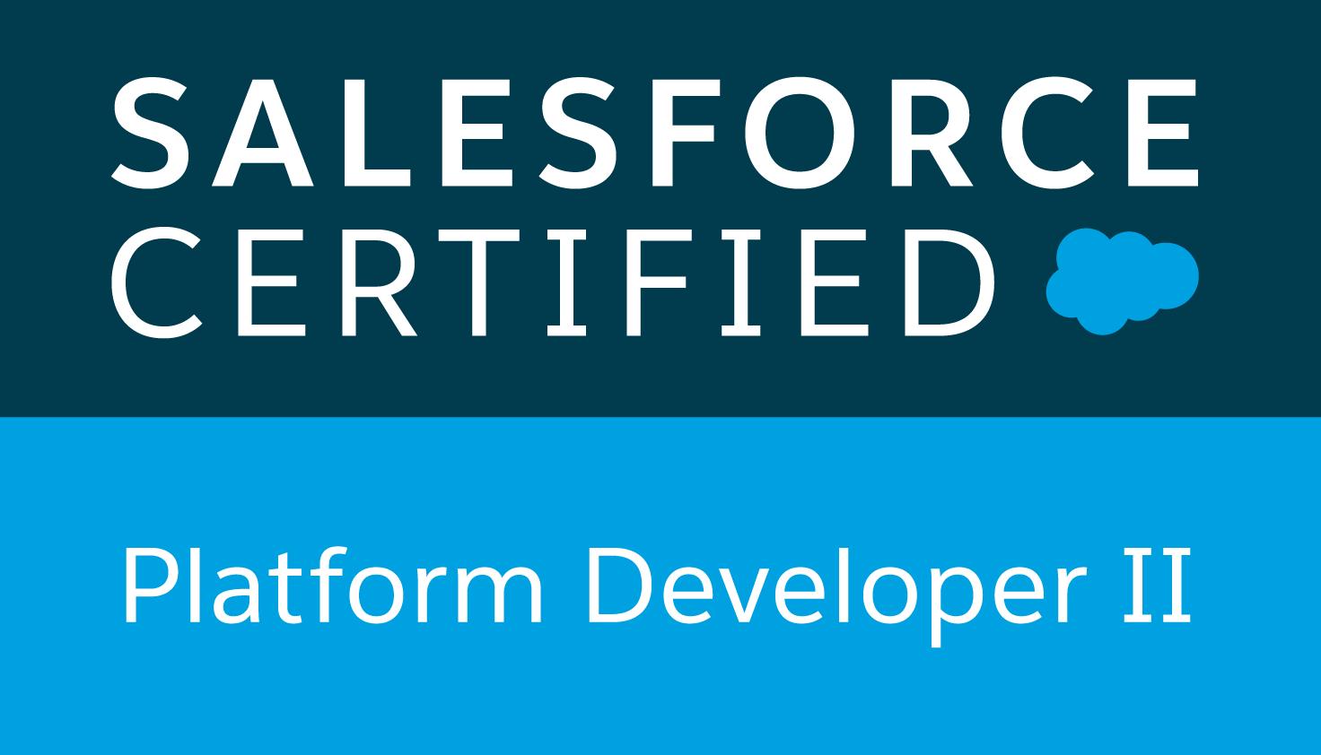 Platform Developer II Badge